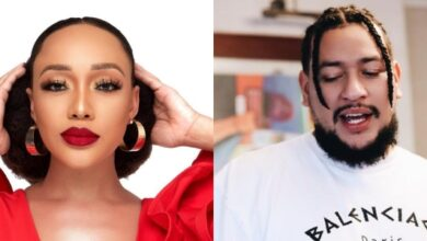 Black Twitter Weighs In On Thando Thabethe's Awkward Exchange With AKA About His Famous Tell All Interview