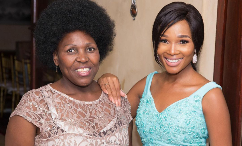 Millicent Mashile Mourns The Loss Of Her Mother In Law