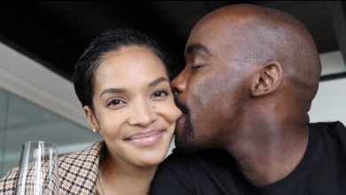 5 Times Musa Mthombeni Has Bragged About His Wife Liesl On Social Media