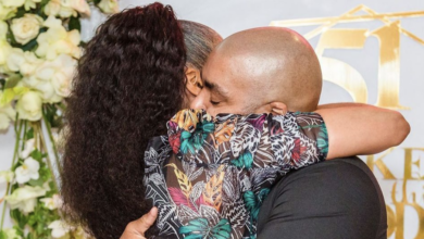 Pic! Connie Ferguson Pens A Heartfelt Message To Her Late Husband In Celebration Of His Award Win