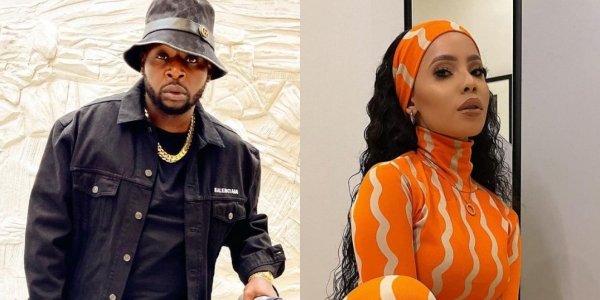 Black Twitter Weighs In On Thuli Phongolo And Maphorisa Dating Speculations