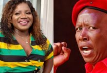 EFF President Defends Makhadzi's Choice To Support The ANC
